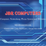 JBR Computers Networks Phone Systems Computer repair