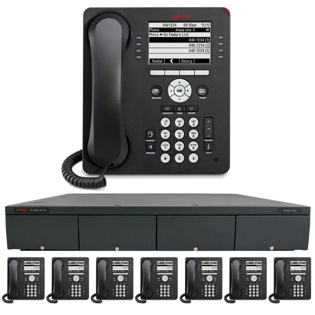 Avaya ip 500 Phone Sytem